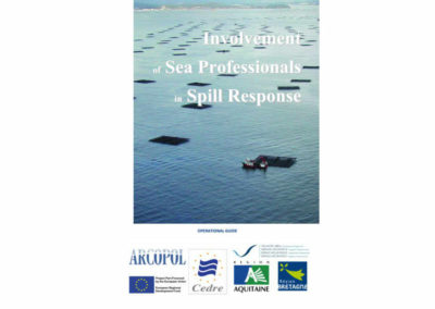 "Guide ARCOPOL ""Involvement of Sea Professionals in Spill Response"""