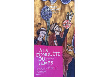 """Exposition temporaire """"A la conquête du temps"""" à l'Abbaye de Beauport"""