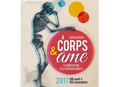 """Exposition temporaire """"A Corps et âme"""", Château de Kerjean"""